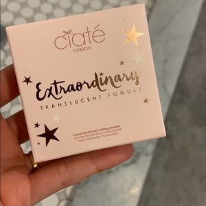 ciate London translucent powder